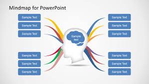 mind map diagram template