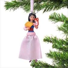 disney store japan princess mulan ornament 74 ebay