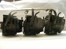 honda bf 45 hp carburetor set 16100 zv5 003za outboard bg code