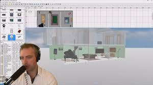 sweet home 3d basement tutorial youtube