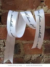personalized satin ribbon personalized satin ribbon 100 yard custom printed ribbon with any