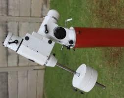 Backyard Astronomer Backyard Telescope Pier For Eq6 Sky Watcher Telescope Mount