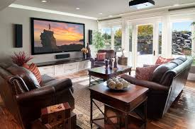 Living Room Ideas With Brown Leather Sofas Living Room Gray Sectional Ideas Wall Mounted Tv Cabinet Family