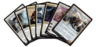 how to build with white magic the gathering