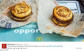mcdonald u0027s tries to trademark u0027mcbrunch u0027 as it plans new menu