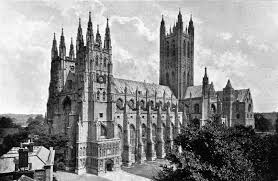 the project gutenberg ebook of the cathedral church of canterbury