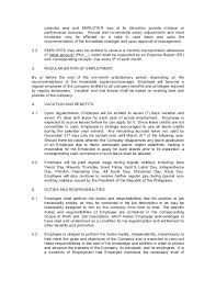 employment contract employment contract for a cleaner cleaning