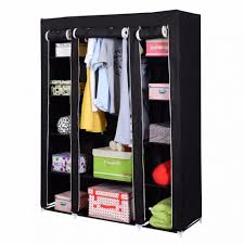 Lowes Racks Furniture Gorgeous Portable Closet Lowes For New Way Of