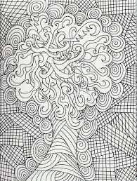 hard coloring pages new free printable difficult coloring pages