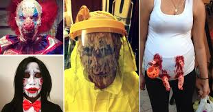 Halloween Connection Costumes 15 Terrifying Halloween Costumes Haunt Dreams