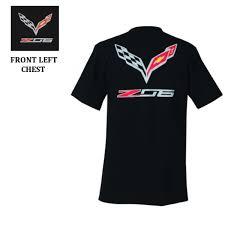 Corvette Flags Hossrods Com C7 Corvette Z06 T Shirt Rod Accessories