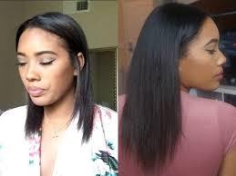 natural hair no heat challenge hair talk hair growth length check no heat youtube