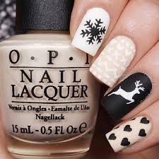 9 stunning nail art designs for the winter holidays dipfeed