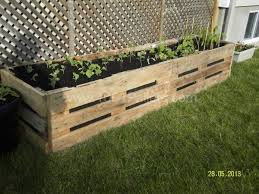 Pallets Garden Ideas Pallet Flowers Vegetables Planters Pallets Garden Pallets And