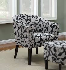 Patterned Armchair We Put On The Blue 10 Blue U2013 White Patterned Chair Designs Hum