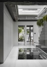 Studio House by Kc Design Studio Lights Up Townhouse With Glazed Openings In Taiwan