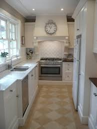 Photos Of Galley Kitchens Remodelaholic Compact Kitchen Remodel Taking Advantage Of All