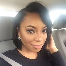 hairstyles for straight afro hair 11 fierce relaxed bobs for black women 2018 hairstyle guru