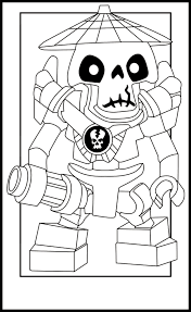 free printable ninjago coloring pages for kids