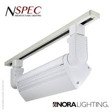 Lightolier Track Lighting Fixtures Nte 89066 66w T Wash Led Wall Wash Track Nora Lighting