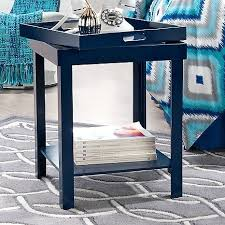 navy blue accent table appealing blue accent table navy blue accent table products