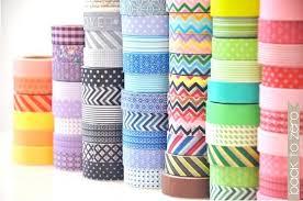 washi tape designs brightnest 7 wonderful ways to use washi tape