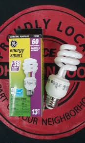 ge energy smart cfl light bulbs 13 watt 60w equivalent lot of 10 new ge energy smart 13 watt 60w replacement spiral cfl