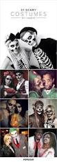 Cool Halloween Makeup Ideas For Men by Best 25 Scary Couples Costumes Ideas Only On Pinterest Scary