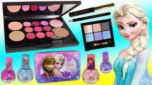 disney princess makeup sets lip gloss eyeshadow