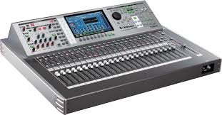 roland pro a v m 400 48 channel live digital mixing console