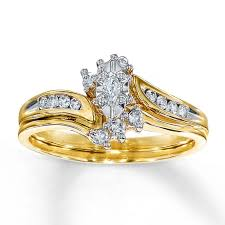 marquise cut wedding set wedding rings marquise and baguette bridal set marquise