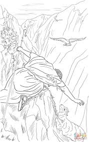 free coloring parable lost sheep coloring
