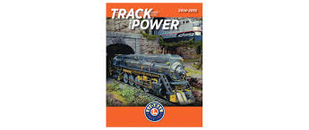 lionel 2014 2015 track and power catalog product list lionel