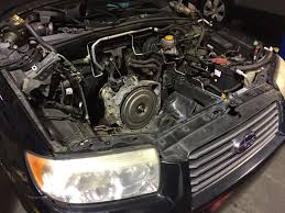 subaru xt engine 06 forester xt dd build wrxatlanta