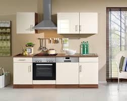 küche günstig mit elektrogeräten küchenzeile nevada küche mit e geräten breite 220 cm