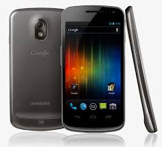 android nexus and samsung unveil galaxy nexus android 4 at event ars