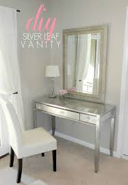 thrift store diy home decor best silver leaf nightstand beautiful home design ideas with