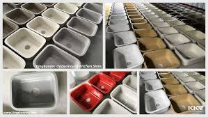acrylic undermount kitchen sinks wholesale custom size acrylic stone kitchen sink price buy