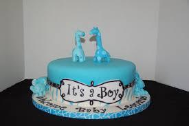 blue safari baby shower cake katie u0027s baby shower pinterest