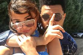 selena gomez the weeknd live together in the village of