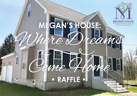 massachusetts house megan u0027s house where dreams come home raffle megan house