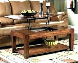coffee table that raises up coffee table that raises up tables rise within raise decor 10