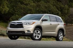 2014 toyota limited 2014 toyota highlander reviews and rating motor trend