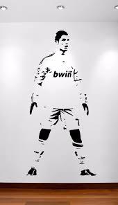 popular decoration for teen room buy cheap gareth bale wall sticker welsh football player vinyl decal art sports mural dorm teen boy room