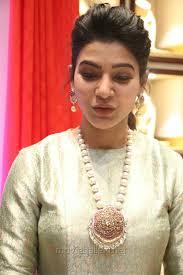 picture 1232890 beautiful samantha inaugurates nac jewellers