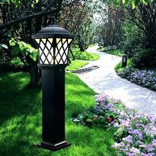 l post ideas landscaping l post ideas landscaping front yard l posts yard l solar