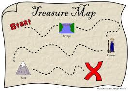 hunt maps free printable treasure hunt maps for kid stuff
