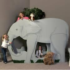 Elephant Jungle Safari Themed Bunk Bed - Kids novelty bunk beds