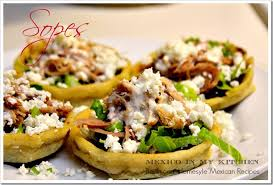comi cuisine how to sopes recipe cómo hacer sopes easier than you think