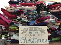 live oak middle students collect 74 pairs of pajamas for iris